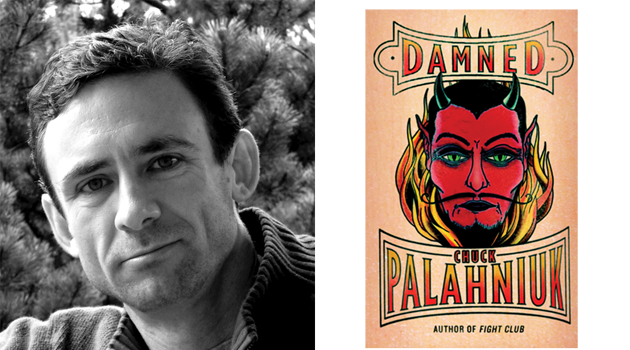 An Interview with Chuck Palahniuk