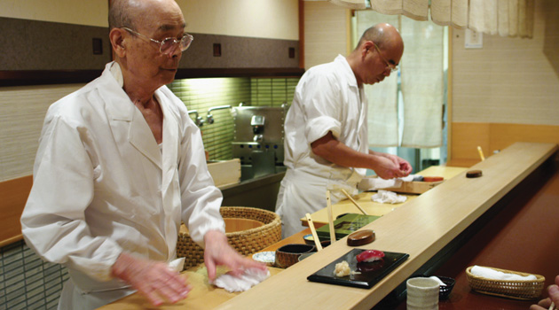 Food Movies in May El Bulli & Jiro Dreams of Sushi