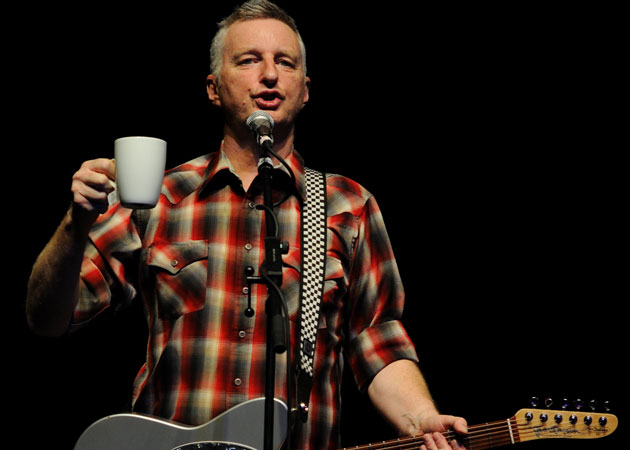 Billy Bragg Celebrates Woody Guthrie on June 30
