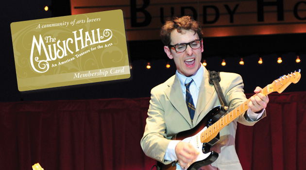 Win an Opening Night VIP Buddy Holly Package!