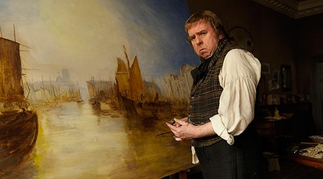 Film Discussion: Mr. Turner