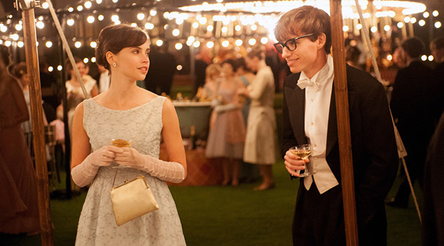 Film discussion: The Theory of Everything