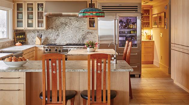 Take a Sneak Peek of This Year's Kitchen Tour Homes