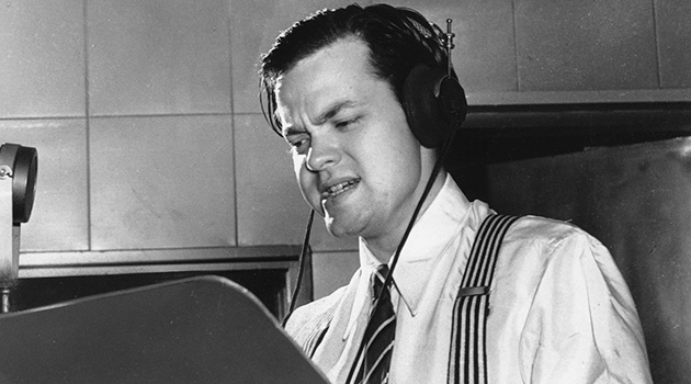 Film Discussion: Magician: The Astonishing Life and Work of Orson Welles