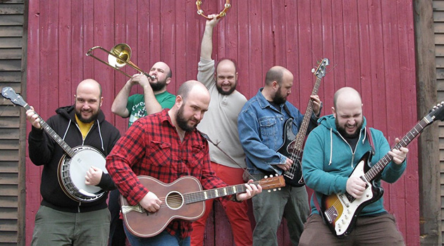 The Peter Squires Band Rocks Community Open House on June 27