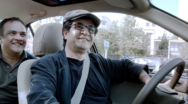 Film discussion Tuesday night: Jafar Panahi's Taxi