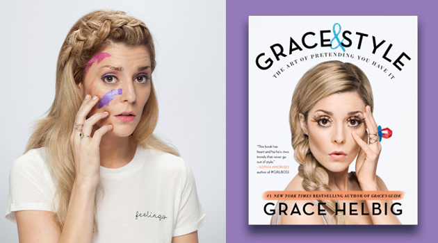 Grace, Style, and YouTube
