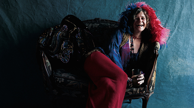 Film discussion: Janis: Little Girl Blue