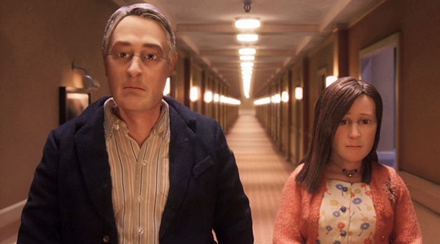 Film discussion: Anomalisa