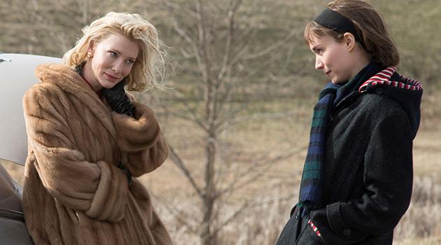 Film discussion: Carol