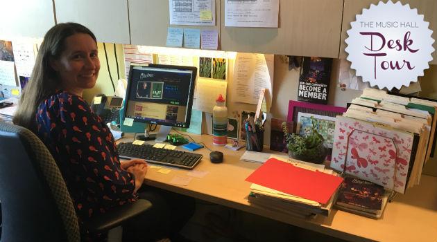 Desk Tour: Sara Turner