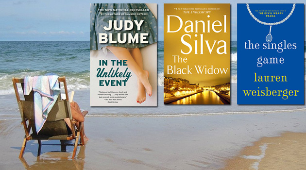 Beach Reads and Best Selling Authors