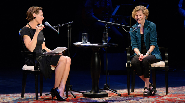 Are You There God? It's Me, Shannon – And I Just Met Judy Blume!
