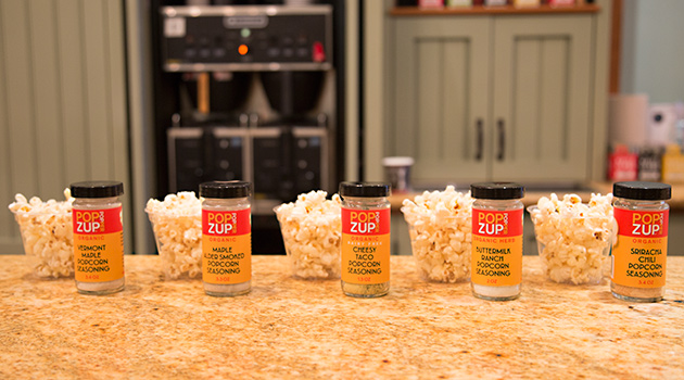 A new popcorn has POPZUP at The Music Hall
