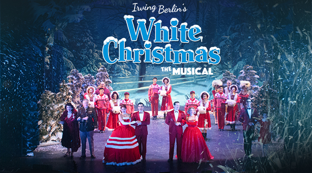 White Christmas Musical.White Christmas Cast Announcement The Music Hall