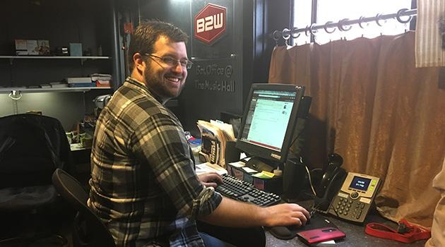Desk Tour: Wesley Lovell