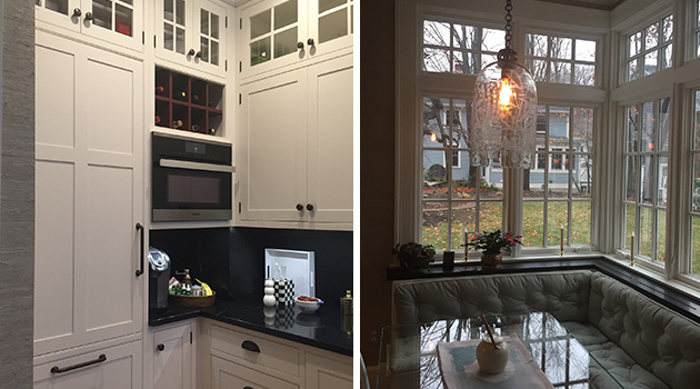 Hats off to this Kitchen and the House it Lives In