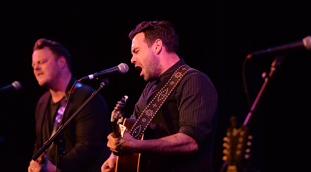 Don't miss Zach Williams of the Lone Bellow Solo at the Loft