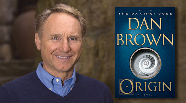 A conversation with Dan Brown