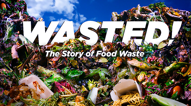 Where there's food, there's waste.