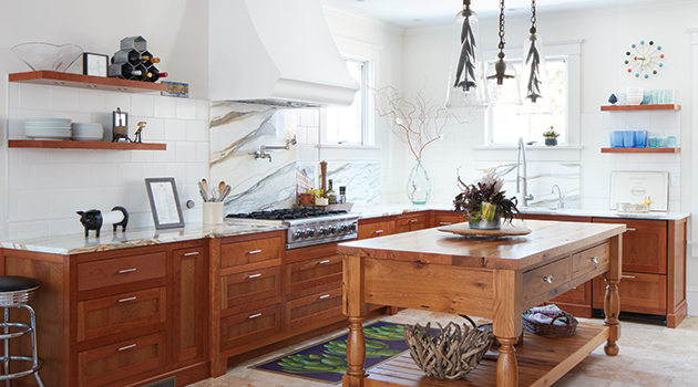 Kitchen Tour Tips and Tricks