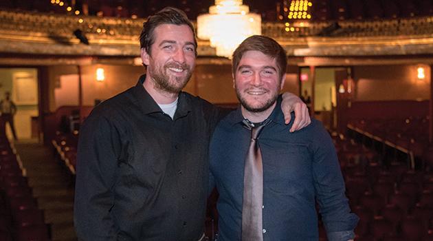Member Spotlight: Ian Martin & Noah Lefebvre