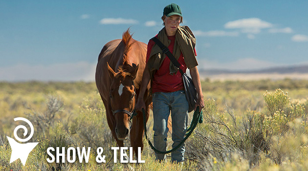 Show & Tell: Lean On Pete