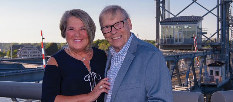 Member Spotlight: Sheila Clark-Edmands and Peter Edmands