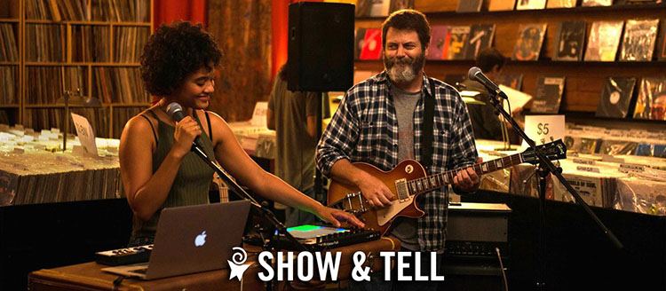 Show & Tell: Hearts Beat Loud