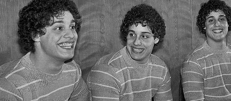 Show & Tell: Three Identical Strangers