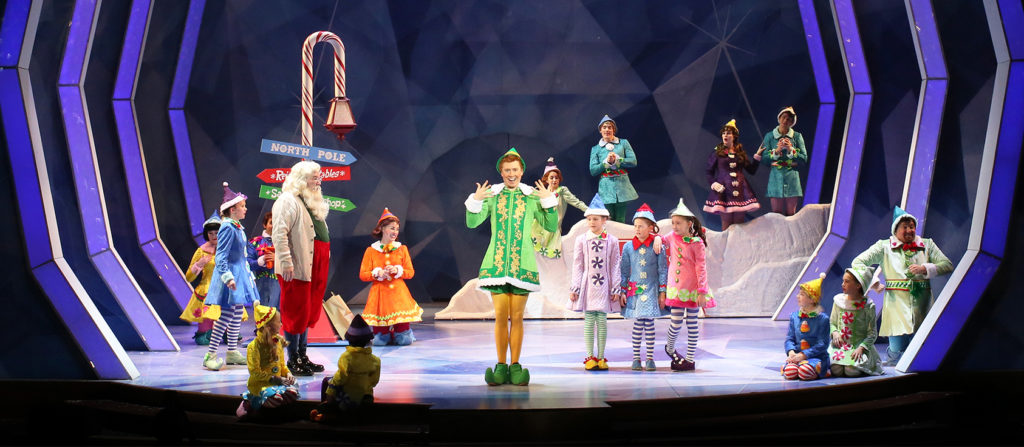 Great Seats for Elf The Musical are Still Available!