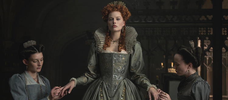 Show & Tell: Mary Queen of Scots