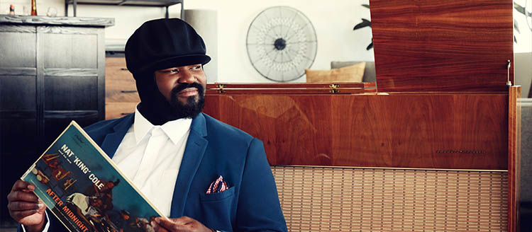 Members Get First Tickets to Gregory Porter
