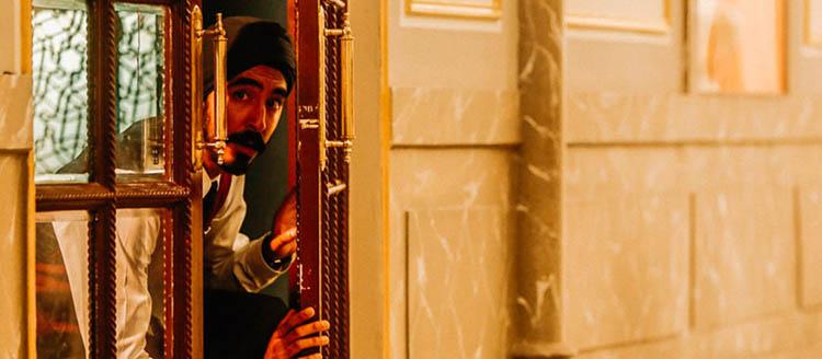 Show & Tell: Hotel Mumbai