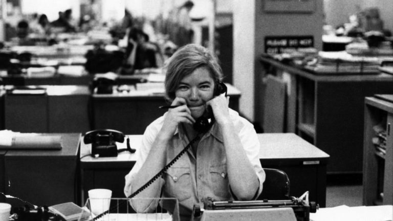 Show + Tell: Raise Hell: The Life and Times of Molly Ivins