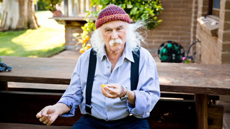 Show + Tell: David Crosby: Remember My Name