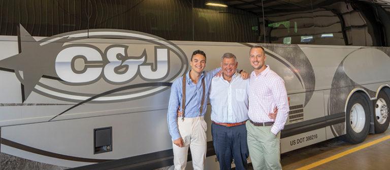 Family Drives Success at C&J