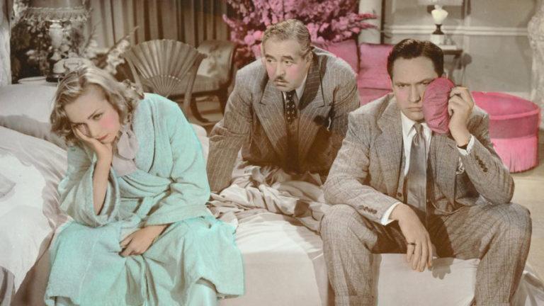 Classic Hollywood: Big-Screen Screwball Queen