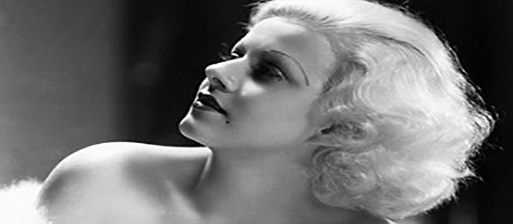 Classic Hollywood: Idols of March (Part One): JEAN HARLOW