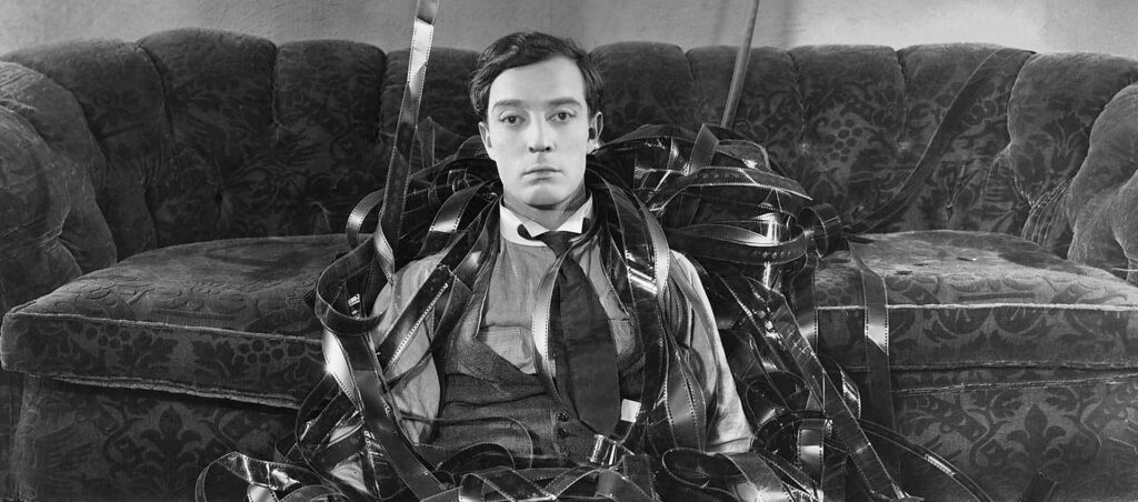Classic Hollywood: BUSTER KEATON: KING OF COMEDY