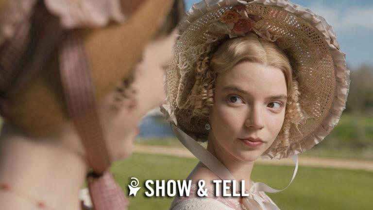 Show & Tell: Emma