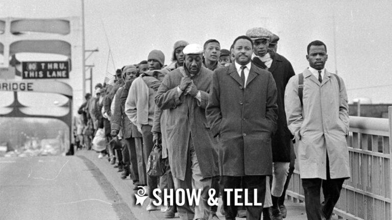Show & Tell: John Lewis