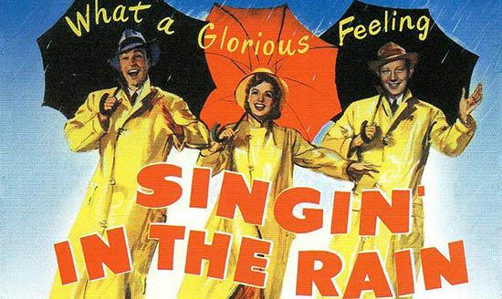 "Classic Hollywood: ""Rain"" Reigns Supreme"