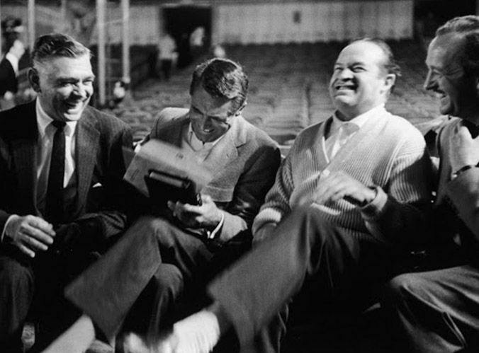 Classic Hollywood: Gable & Niven: Star-crossed Stars